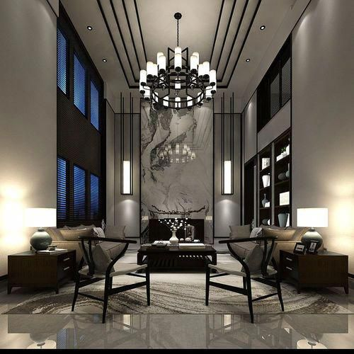 balcony contemporary living room design full model
