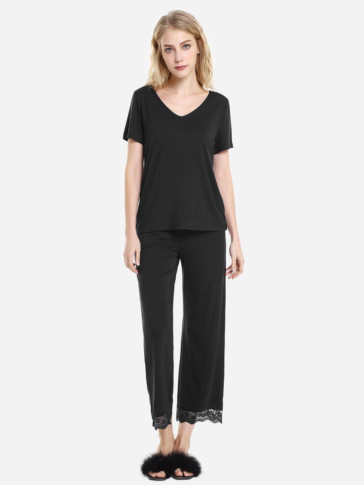 Iumer Transparent Lingerie Womens Sexy Sheer Sleepshirt
