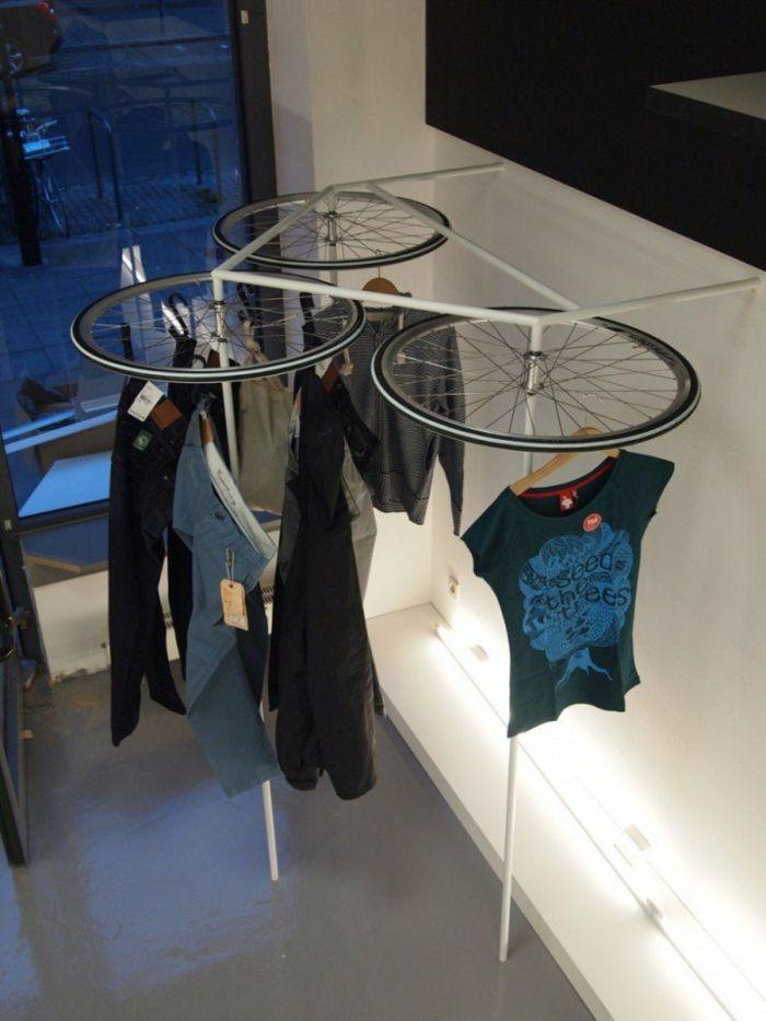 39 Upcycling Ideen Mit Alten Fahrradreifen My Way Fahrrad Deko