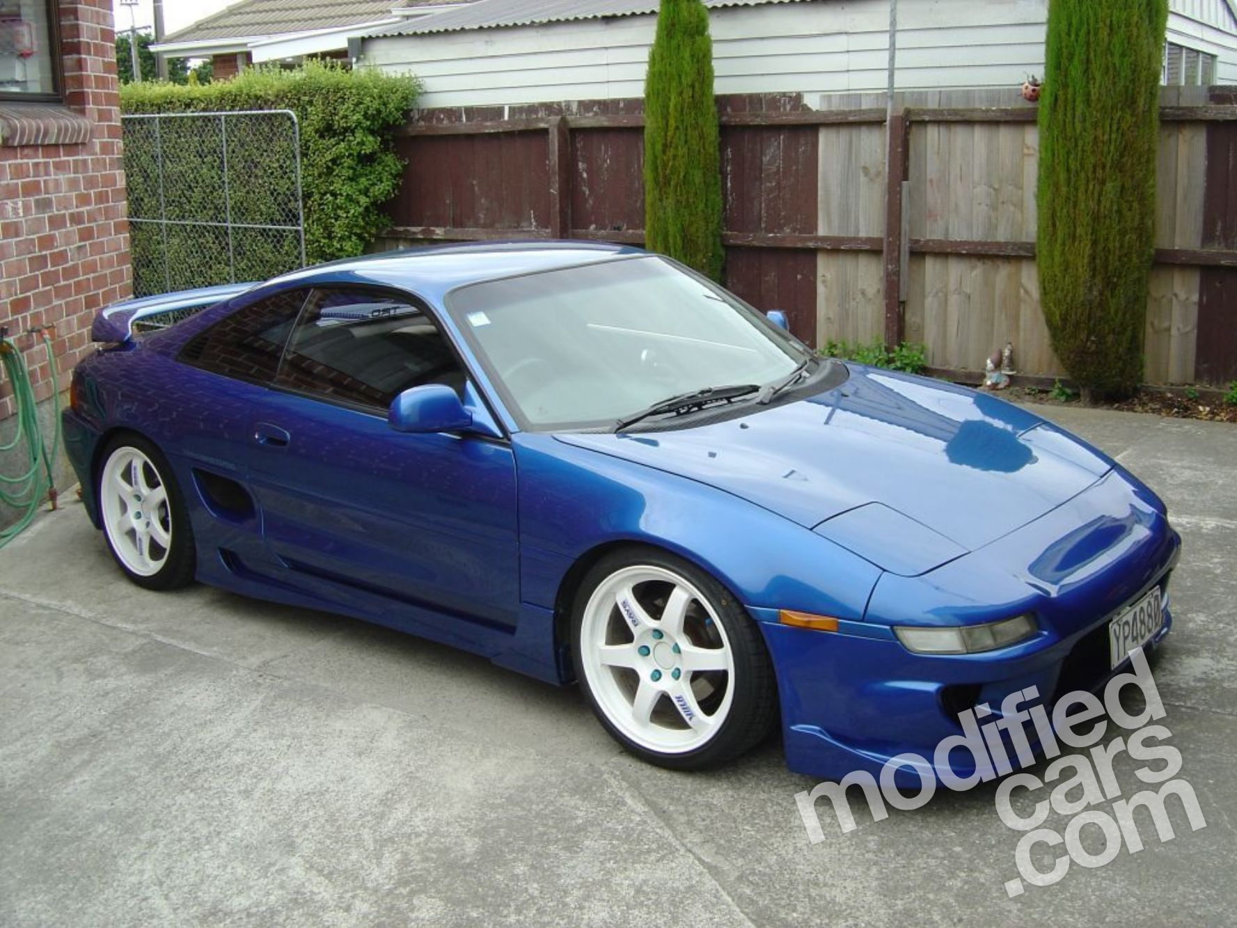 Alfa img showing gt mr2 stance background - Modified Toyota Mr2 Gt S 1996 Picture Modifiedcars Com