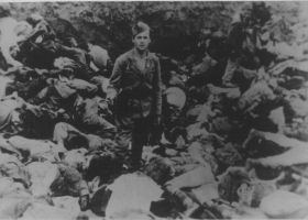 Ustaša victims, Sanski Most, 1941.
