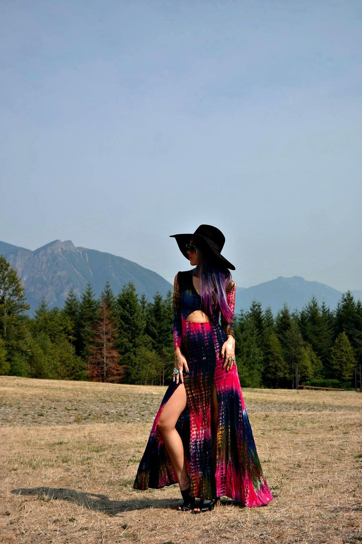 @TheStardustBohemian x #missguided | #fashionblogger #fashion #maxidress #dress #boho #bohemian