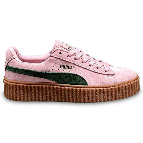 check out 5840f 82434 Puma x Rihanna creeper womens (USA 7) (UK 4.5) (EU 38) (2 ...