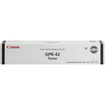 Canon GPR42 Black Toner Ir 405   Products in 2019   Toner