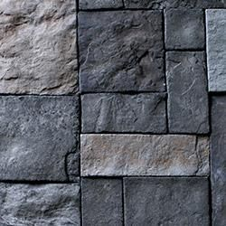 Kodiak Mountain Stone Manufactured Stone Veneer - Euro Castle Thin Stone Available to be purchased online through Build Direct. Click on the link to browse all of our stone products online.