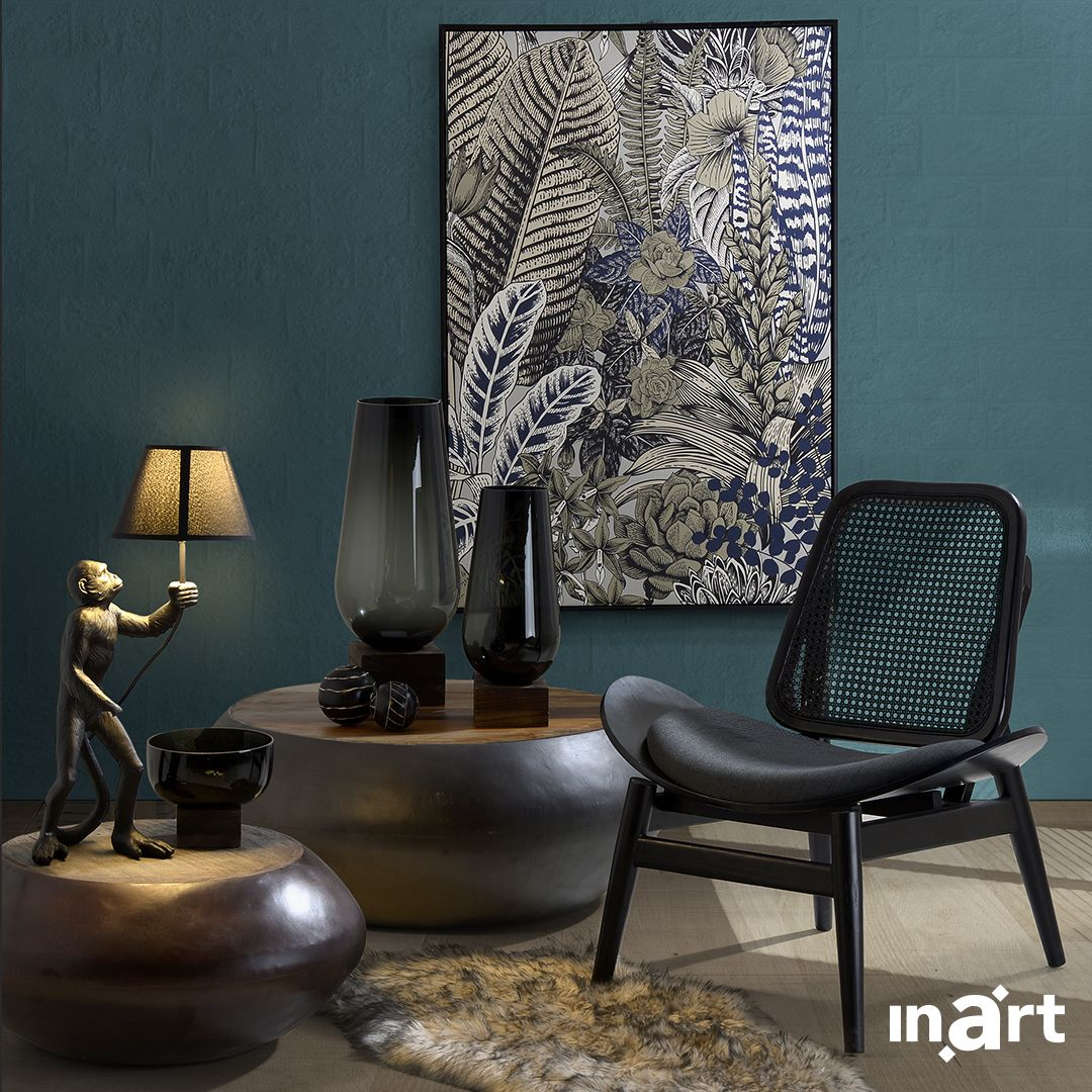 Your personal oasis! A perfect mood booster. It's called #inartLiving! . . #inart #furniture #furnituredesign #roomdecoration #interiorstyle #homegoods #interiors #homedeco #interiorinspiration #homedecorating #housedesign #homeinteriors #interiordetails