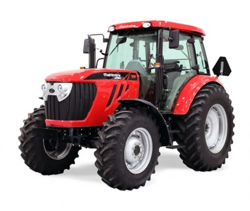 Mahindra Mforce 105s Tractor Specification Price Attachments Features Tractors Mahindra Tractor Tractor Price