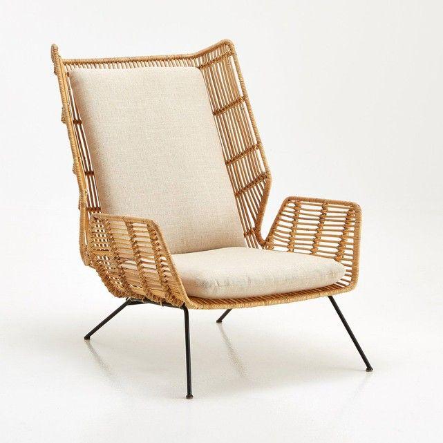 Fauteuil en kubu, Malu | Déco salon | Pinterest | Furniture, Chair