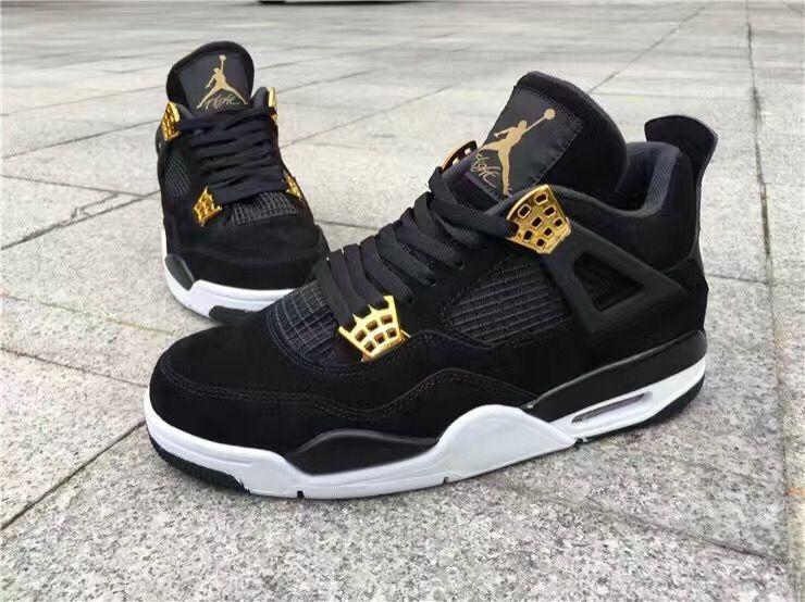 Air Jordan 4 Royalty Release Date Sneakers Men Fashion Sneakers