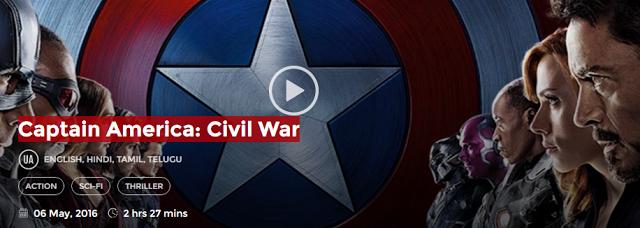 captain america civil war full hd movie in telugu