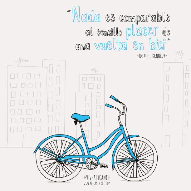 Pequeños Placeres De La Vida Andar En Bicicleta