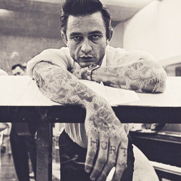 Johnny Cash Beautiful Johnny Cash Johnny Cash Tattoo Tattoos