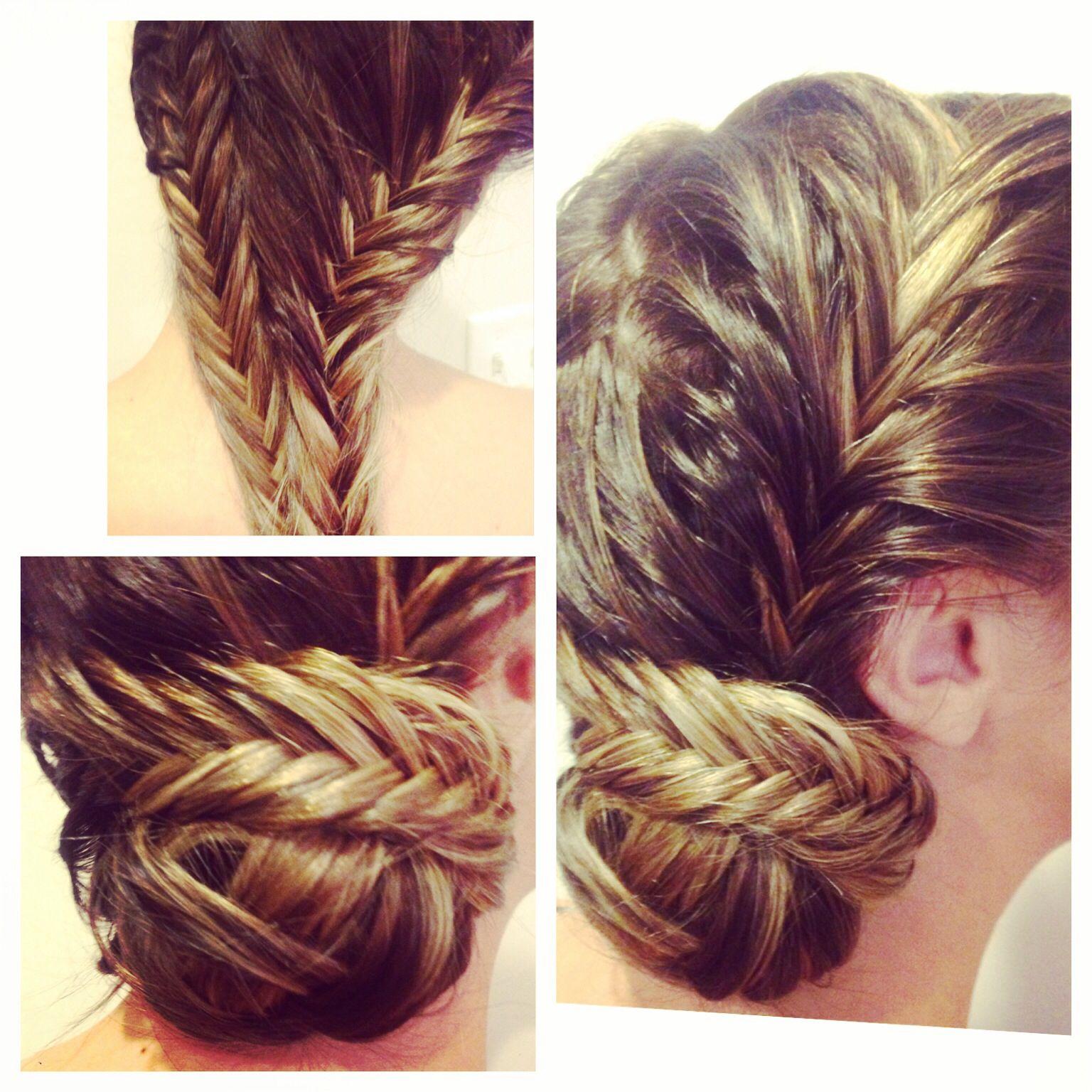 Wwwblohaute fishtail braid mobile hair app blohaute braids