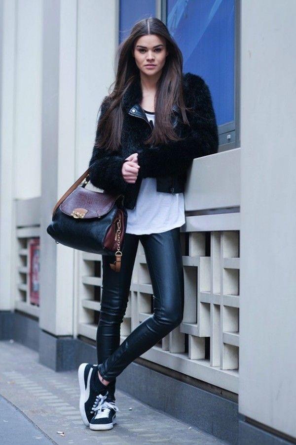 promo code 24f4b e7c96 Street Style con zapatillas deportivas  Todos los modelos