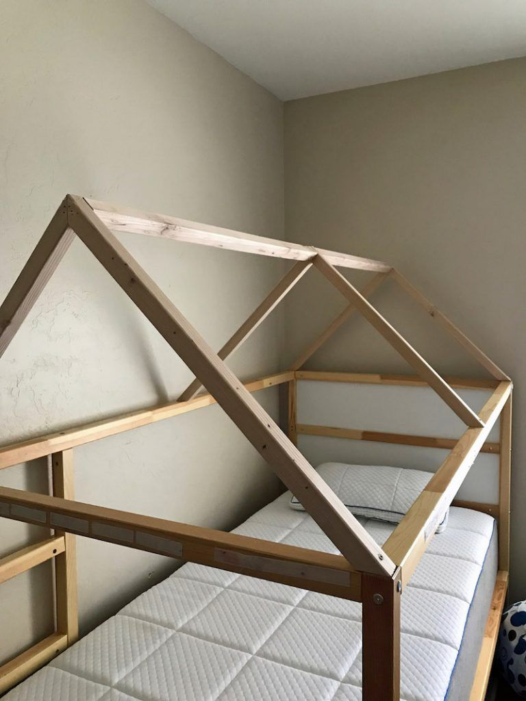 How To Turn An Ikea Kura Bed Into A Fun Bed Tent Kura Bed Ikea Kura Bed Ikea Kura