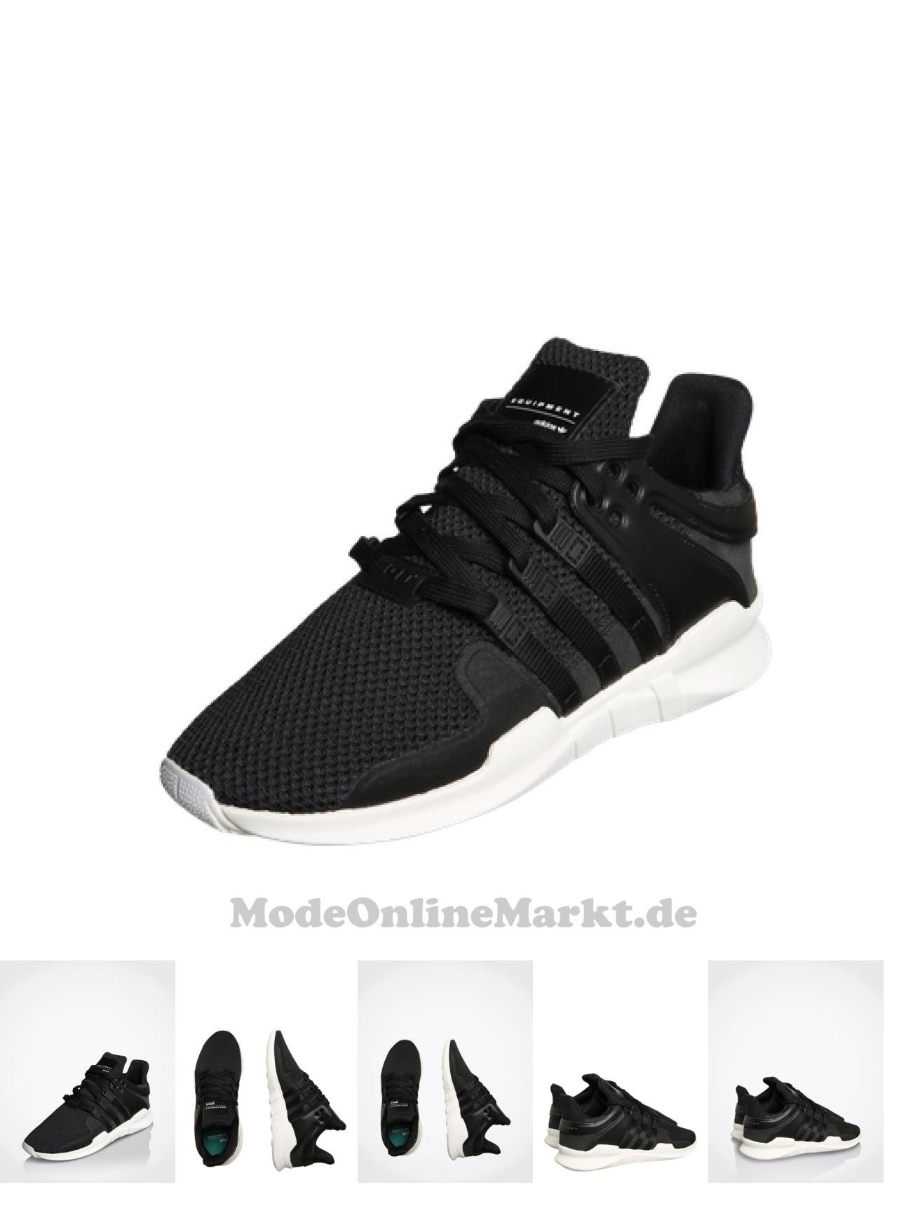 adidas Originals EQT Support ADV Damen Schwarz | BY9110