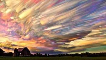 Interesting Photo of the Day: Sunset Spectrum