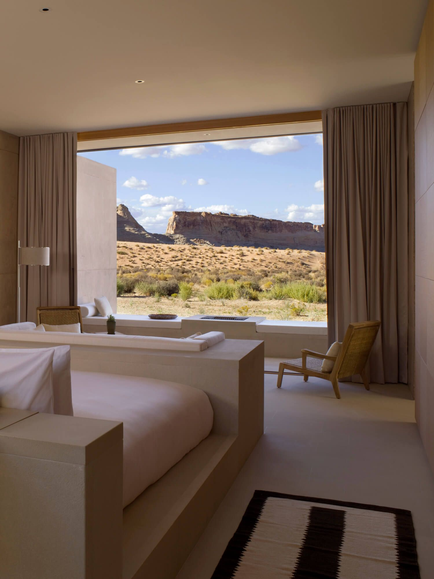 Photo of Amangiri | Luxury Desert Resort at Canyon Point, Utah, USA | est living