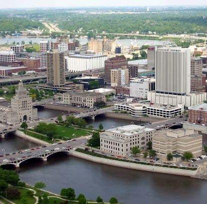 Downtown Cedar Rapids Cedar Rapids Iowa Iowa Travel Cedar Rapids