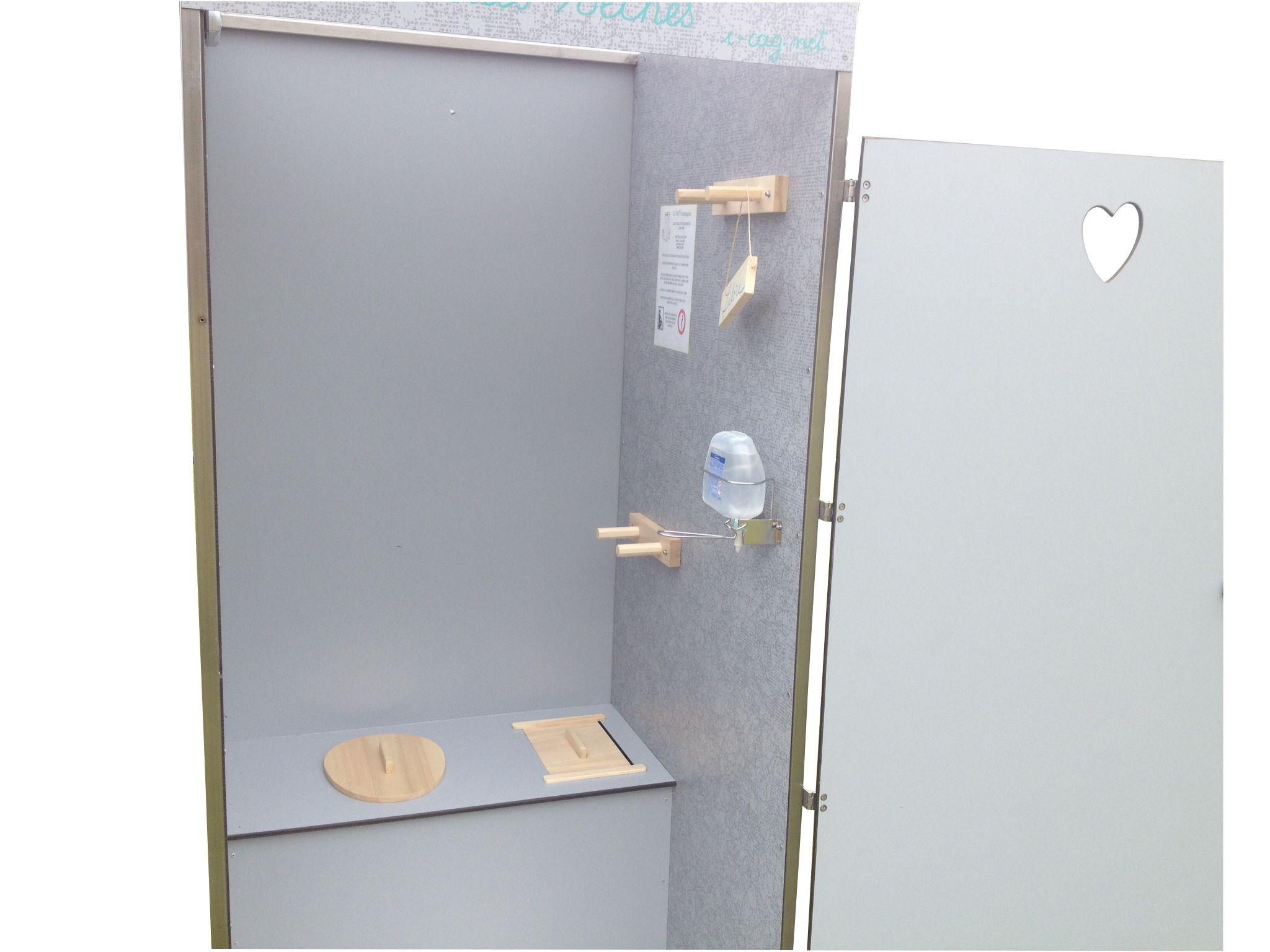 Visitez L Interieur De Nos Toilettes Seches En Inox Tres Robustes