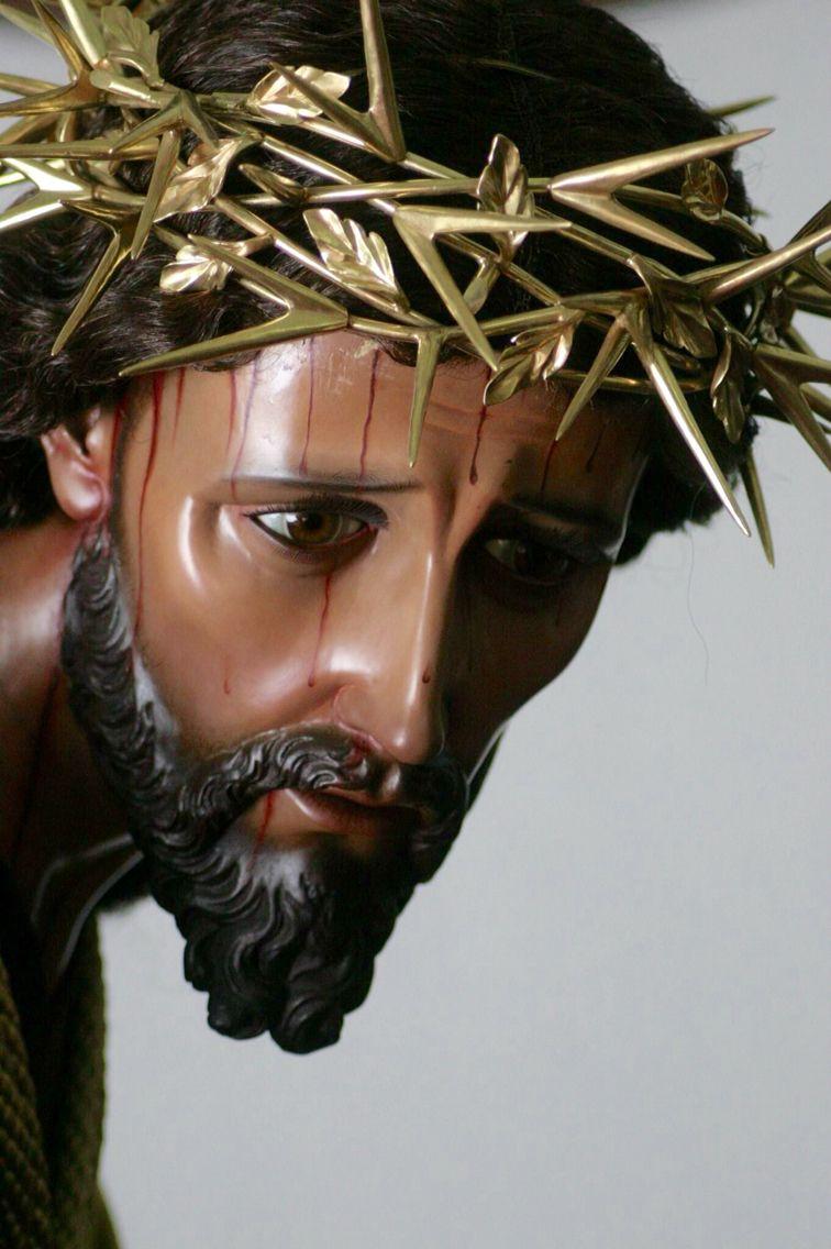 El rostro mas bello que e visto mi jesus del consuelo