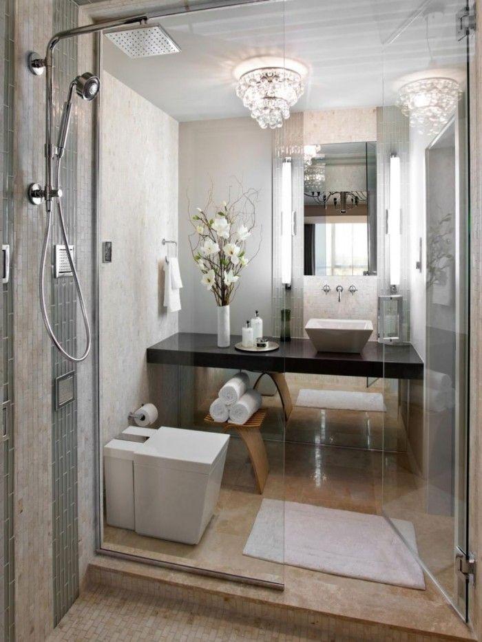 Creating A Luxury Small Bathroom Modern Bathroom Decor Bathroom Design Luxury Elegant Bathroom