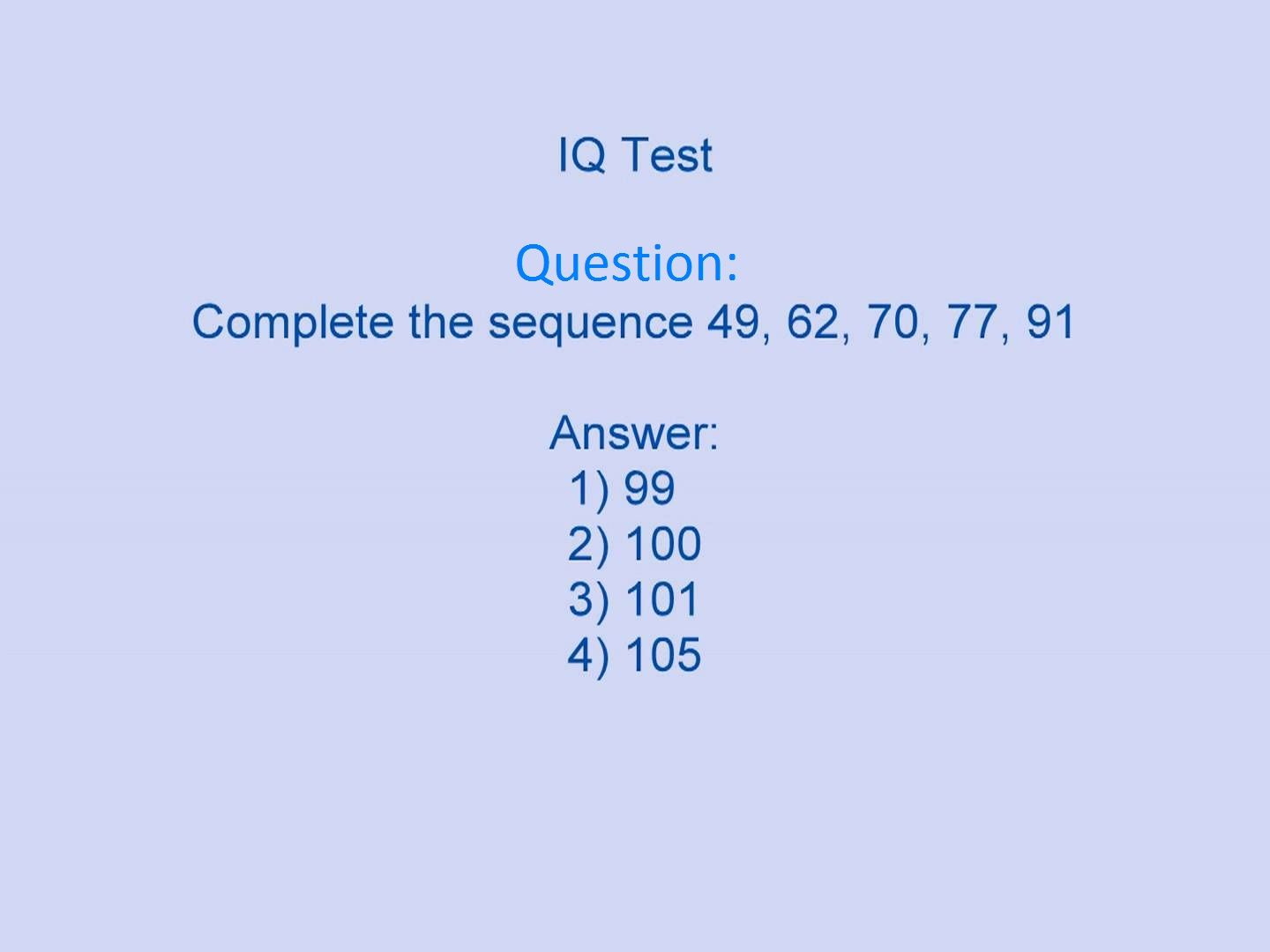 If Your Iq Is High Then Solve This Question Iq Test Test Questions Iq Test Questions