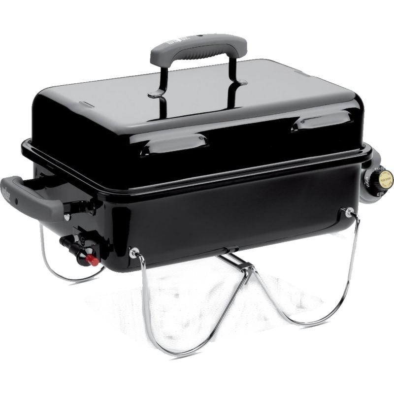 Weber Go Anywhere Gas Grill Portable Charcoal Grill Portable