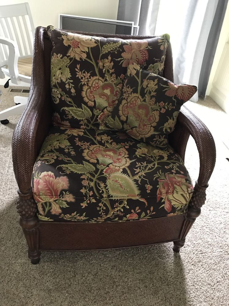 Delicieux Ethan Allen Furniture Palm Grove Chair | Home U0026 Garden, Furniture, Chairs |  EBay