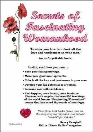Fascinating Womanhood Book