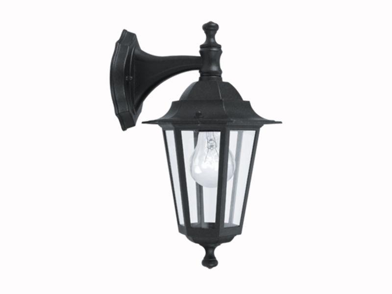 Illuminazione Esterna Lanterna : Lampada esterno da parete lanterna 4 illuminazione giardino e