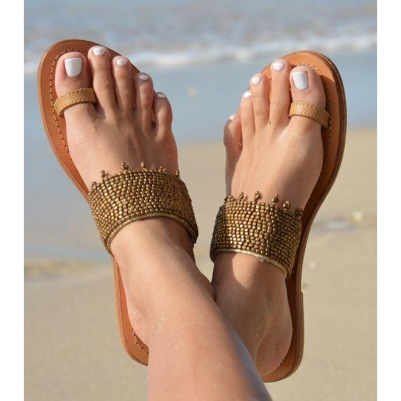 f659a1e8b77 Luna Gold Toe Loop Sandalsrollover