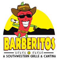 Barberitos: A Southwestern Grille and Cantina. Located at 1231 Eastchester Drive in High Point. Be sure to check out their new HPU wall mural!   highpoint.edu/concierge