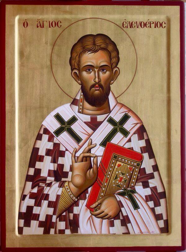 St. Eleftherios by Filippos Konstantaras