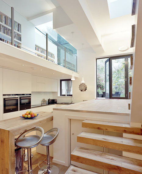 22 Beautiful Kitchen Design For Loft Apartment: This Kitchen Makes Me Want To Dance On The Counter