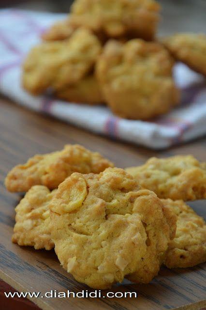 Diah Didi S Kitchen Kue Kering Cornflakes Dan Kacang Kue Kering Resep Kue