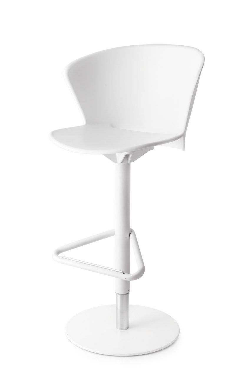 Calligaris | Bahia Bar Stool | Gas lift and Swivel Base | Available in different colours  sc 1 st  Pinterest & Calligaris | Bahia Bar Stool | Gas lift and Swivel Base ... islam-shia.org
