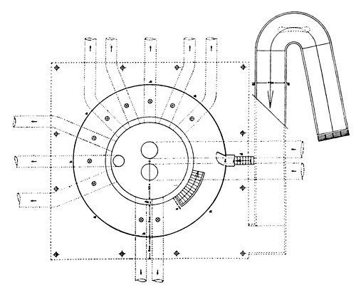 Oscar niemeyer floor plans architecture oscarniemeyer for Oscar plans