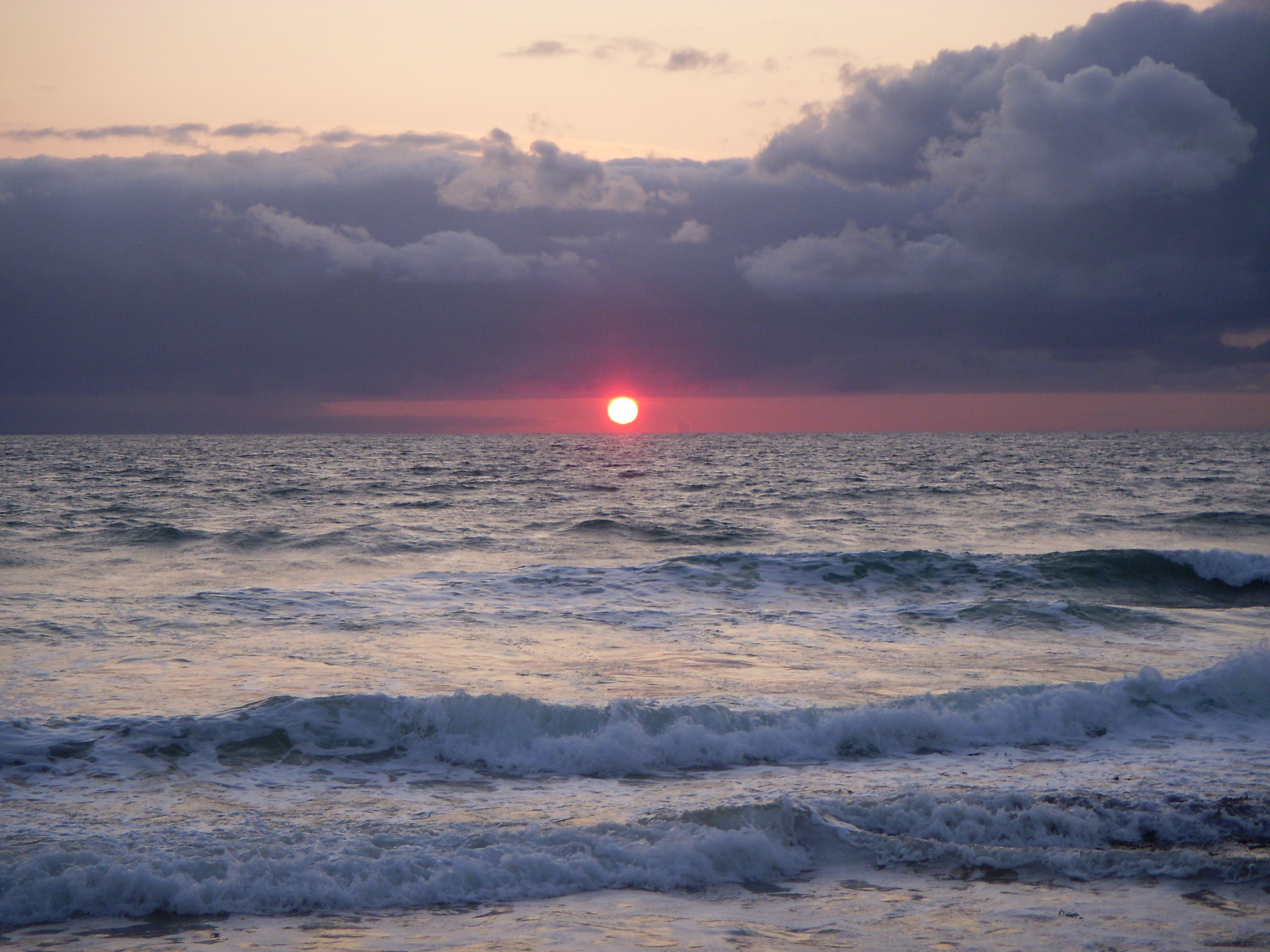 Surtainville, Sonnenuntergang - Foto: S. Hopp