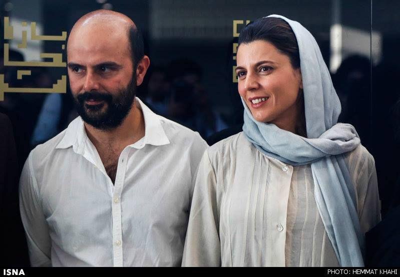 Leila Hatami And Ali Mosaffa در دنیای تو ساعت چند است Raincoat Men Fashion