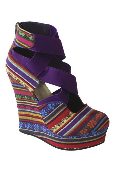 New Spring Wedge Coming To Papillon Apparel Asheville