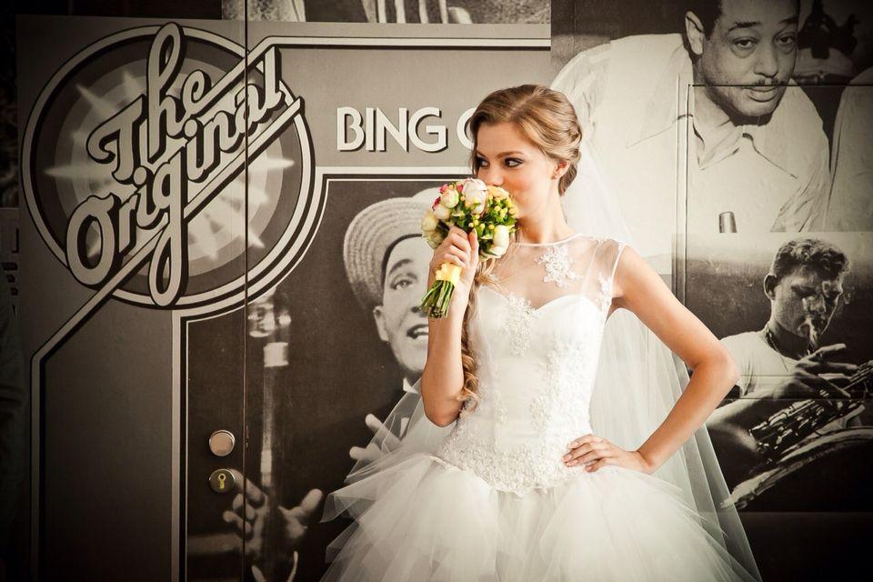 Свадебное платье от Александры Никулиной