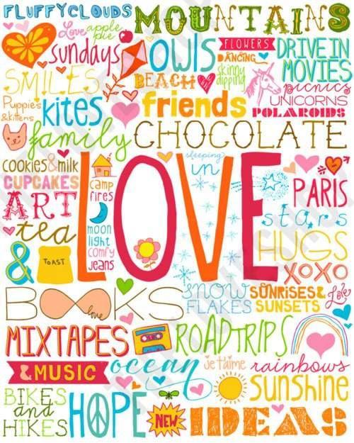 Só love... só love