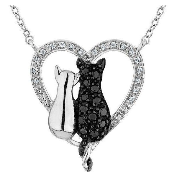 sterling silver aspca tender voices and black