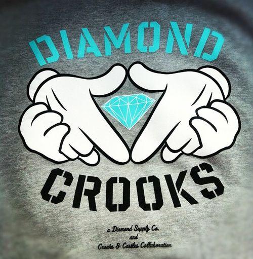 Crooks And Castles U0026 Diamond Supply| Tumblr Www.everythinghiphop.com