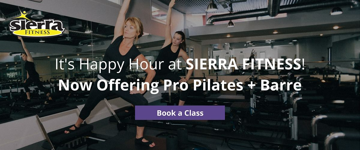 Sierra Fitness Pilates Barre Fitness Pilates