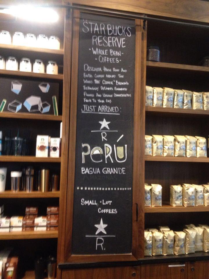 Coffee at Star Bucks