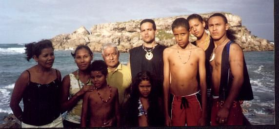 Indigenous Taino people of the Caribbean. Christopher ...
