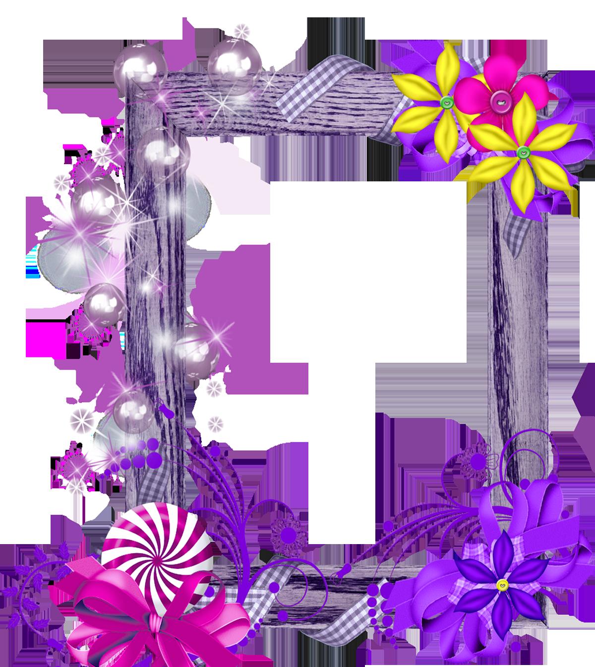 Free 17 Flower Frames PNG download Flower frame png