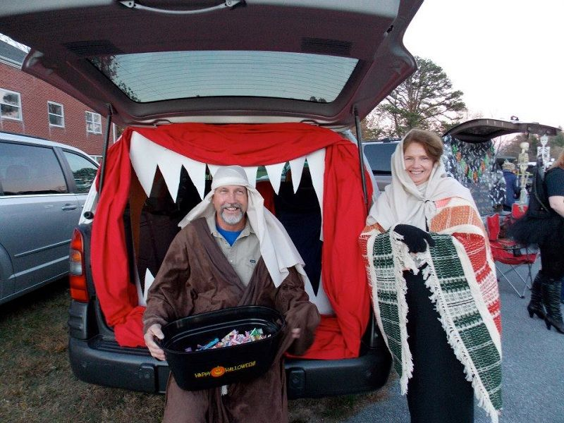 Christian trunk or treat themes google search trunk or